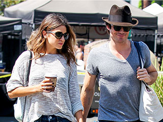 Ian Somerhalder 'Very Serious' About Nikki Reed: Source