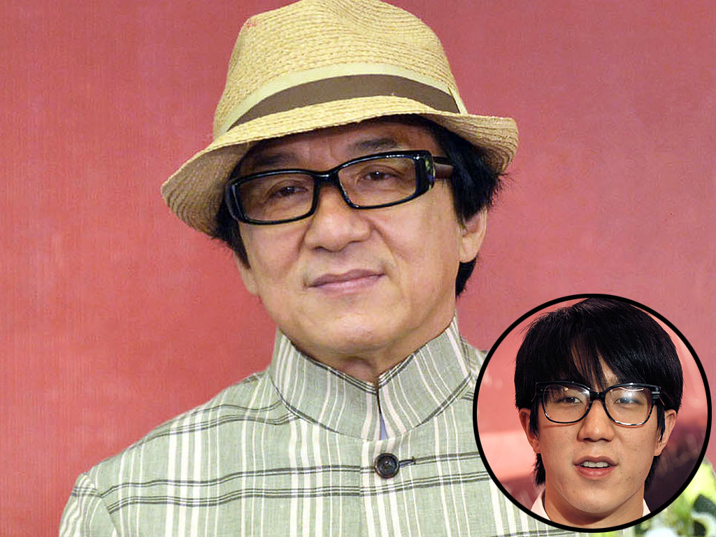 'Enraged' Jackie Chan Apologizes After Son's Drug Bust