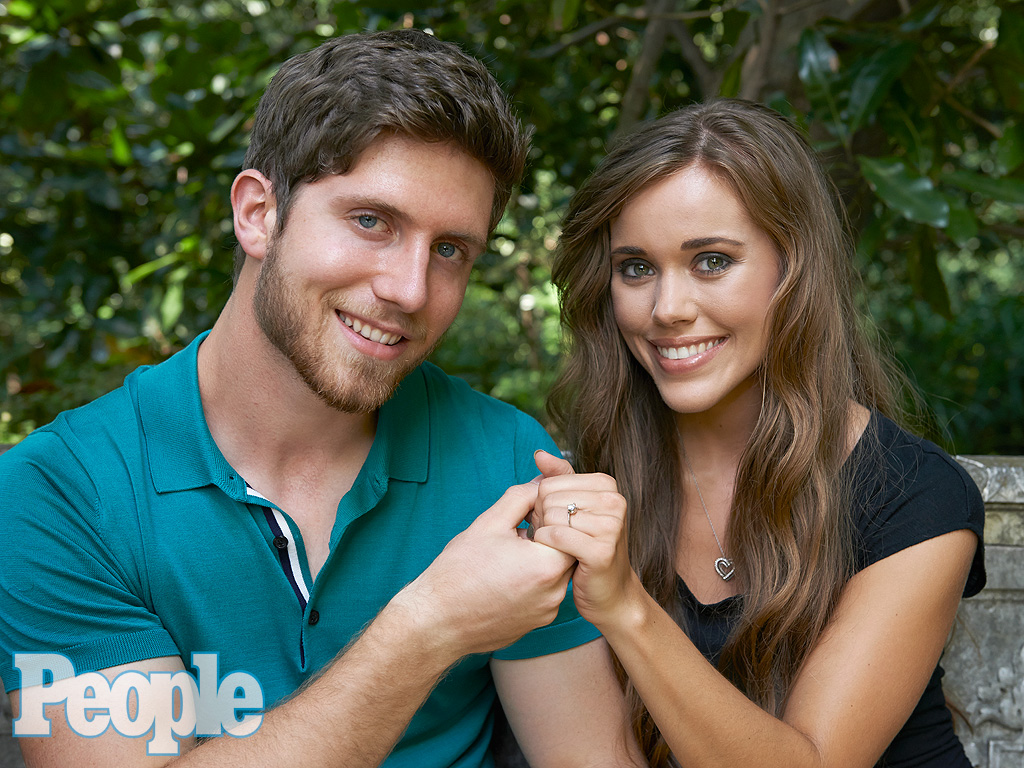Jessa Duggar and Ben Seewald Reveal Wedding Date – and She ... | 1024 x 768 jpeg 350kB