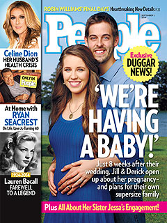 Another Duggar on the Way: Jill Dillard Is Pregnant!