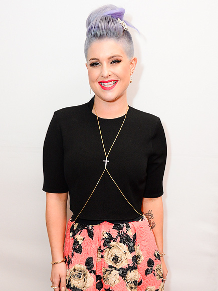 Who Made Kelly Osbourne Cry?