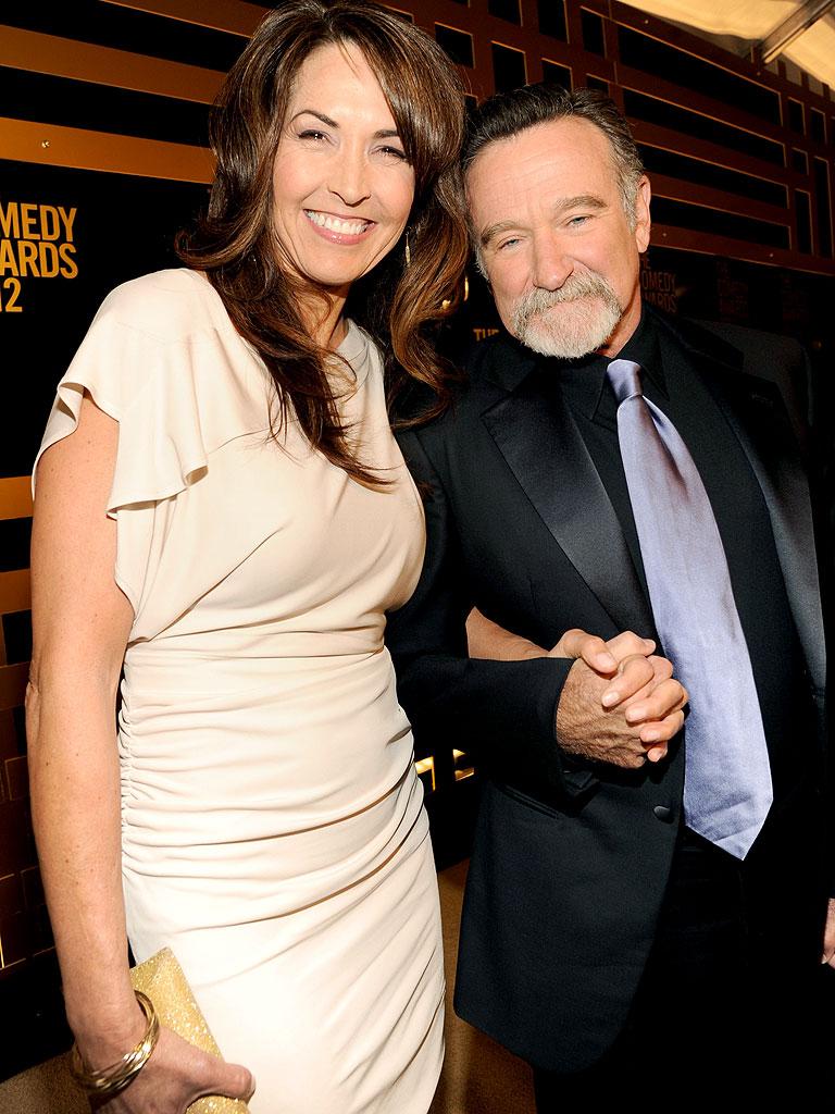 Robin Williams Family And robin williams