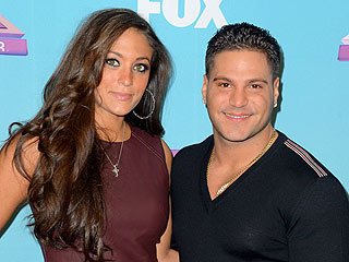 Jersey Shore Stars Ronnie and Sammi Call It Quits