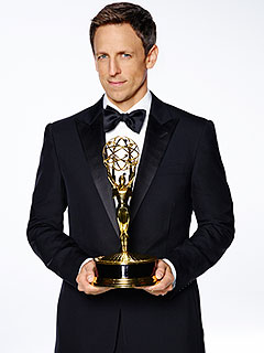 What Makes Seth Meyers Most Nervous About Hosting the Emmys?