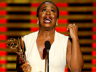 OITNB Star Uzo Aduba Cries Tears of Joy After Emmy Win