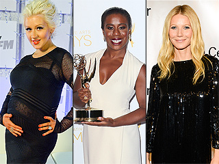Christina Aguilera Delivers, Uzo Aduba Wins an Emmy & More Weekend News