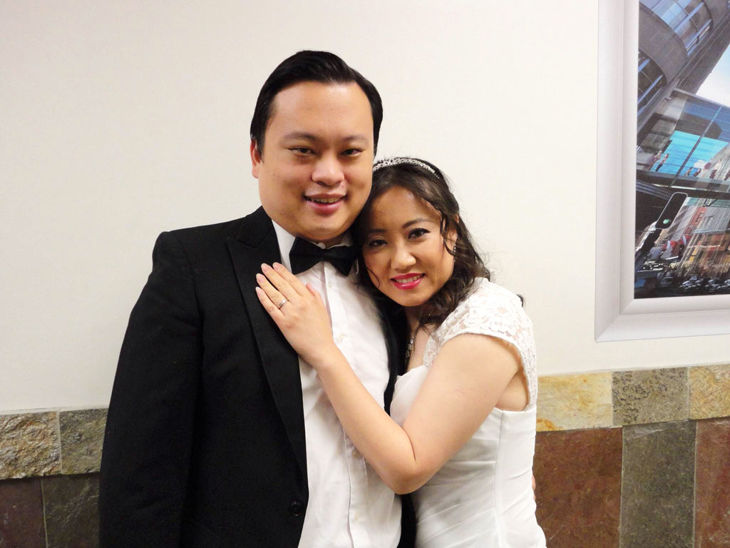 American Idol Alum William Hung Is Married – See the Photo!