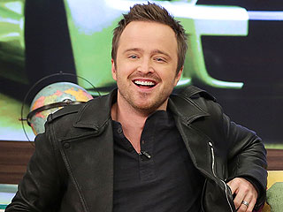 Aaron Paul Raves About His 'Crazy' Breaking Bad Scavenger Hunt