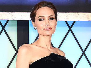 Angelina Jolie: My Mother Is Present 'All the Time' in My Kids