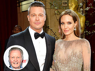 Jon Voight 'Very Happy' That Brad Pitt Is Officially His Son-in-Law | Angelina Jolie, Brad Pitt, Jon Voight