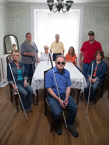 Seven Generations of Iowa Family Have Suffered from Genetic Eye Disorder That Causes Blindness