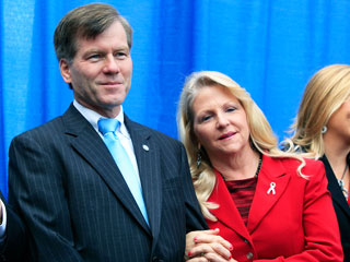 Does This Virginia Ex-Governor Have the Most Dysfunctional Marriage in Politics?