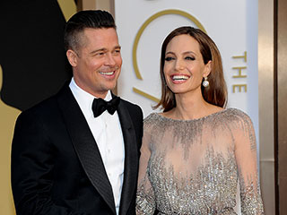 Brad Pitt & Angelina Jolie Tie the Knot, Plus More of This Week's Top Stories | Angelina Jolie, Brad Pitt