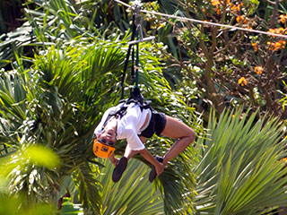 See Halle Berry Zip-Lining as She Celebrates Wedding Anniversary in Hawaii | Halle Berry
