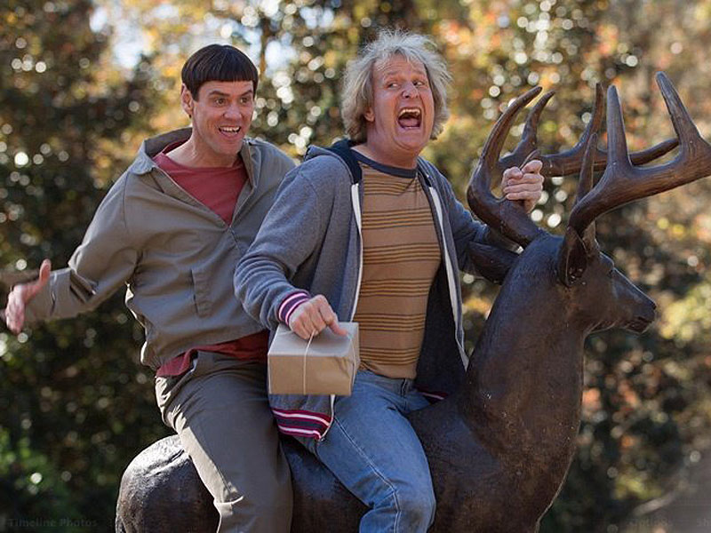 Jeff Daniels on Working with Jim Carrey, Returning to Dumb and Dumber