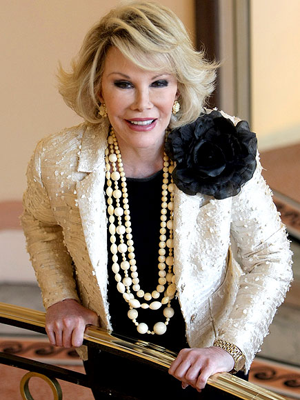 Joan Rivers Dead