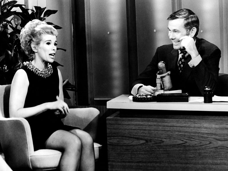 Joan Rivers and Johnny Carson's History on The Tonight Show