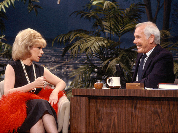 Joan Rivers, Johnny Carson & the Bumpy Road to Tonight| The Tonight Show, The Tonight Show, Individual Class, Jimmy Fallon, Joan Rivers