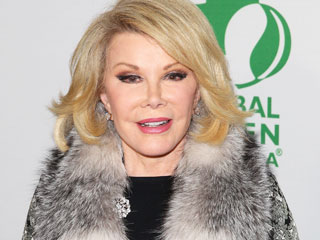 Joan Rivers Remains on Life Support, Daughter Melissa Says
