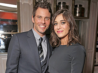Is Lizzy Caplan Dating James Marsden?