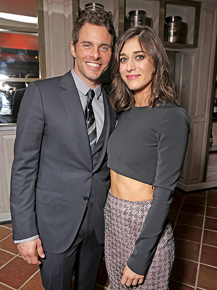 Lizzy Caplan Denies Dating James Marsden