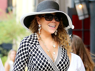 Mariah & Nick Take Off Their Wedding Rings | Mariah Carey
