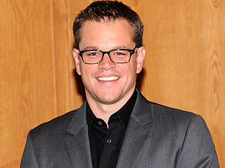 Matt Damon Turns to His Toilet for Ice-Bucket Challenge | Matt Damon