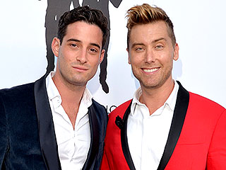 Lance Bass and His Fiancé Set a Date! | Lance Bass, Michael Turchin
