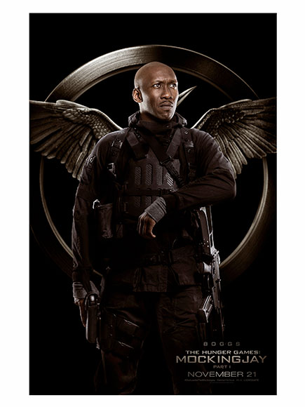 Wings and Guns: See the Fierce New Hunger Games: Mockingjay Posters| The Hunger Games: Mockingjay - Part I, Movie News, Evan Ross, Jennifer Lawrence, Liam Hemsworth, Natalie Dormer