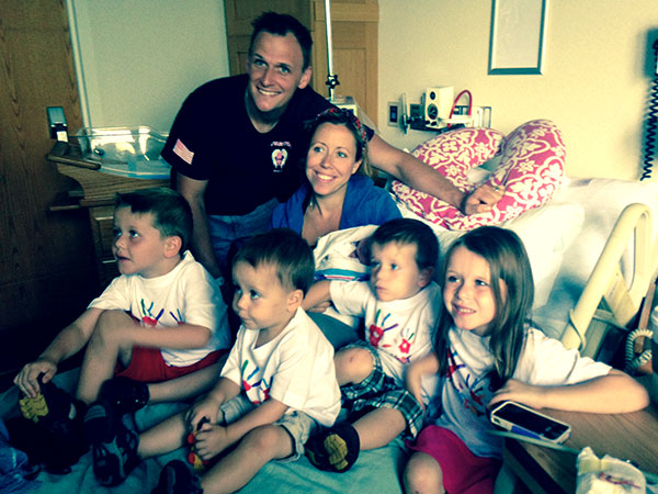 Paramedic Delivers Own Baby on the Side of the Highway  Birth, Kids & Family Life, Real People Stories