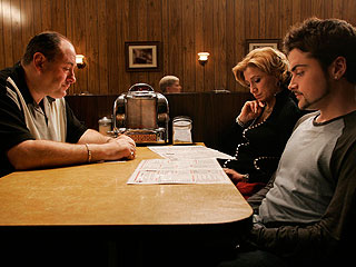 The Sopranos: Did Tony Soprano Survive or Not? | The Sopranos, Edie Falco, James Gandolfini