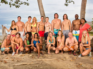 Brawn & Beauty: Meet the New Cast of Survivor