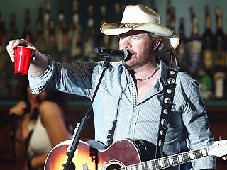 Toby Keith's New Spot Serves Spicy Spam – and Beer in Red Solo Cups