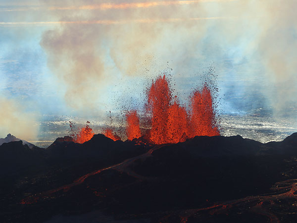 See Crazy Footage of Iceland's Extremely Active Lava Fields (VIDEO)| Around the Web, Real People Stories