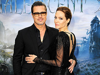Brad and Angelina's Wedding Album Is a Family Affair!