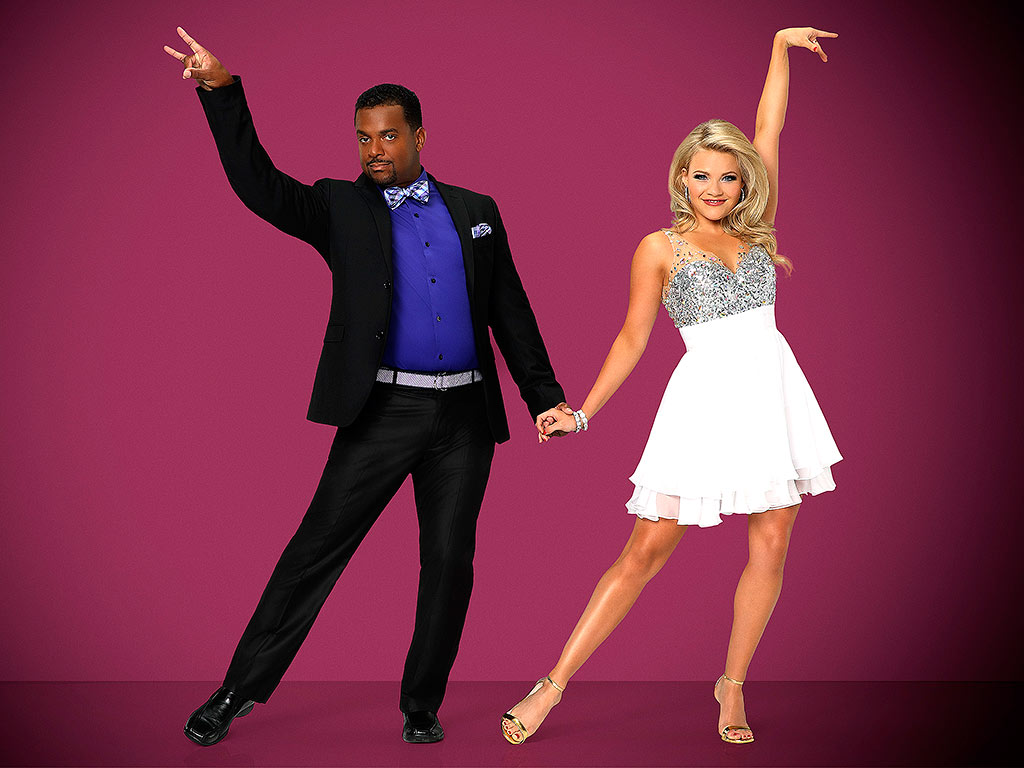 DWTS: Alfonso Ribeiro Has Strong Start on the 19th Season Premiere