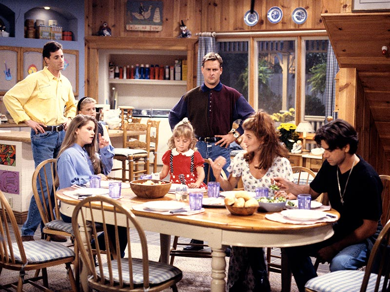 TGIF Turns 25: Looking Back at the Family-Friendly Sitcoms That Defined '90s TV| Full House, Boy Meets World, Family Matters, Going Places, Just the Ten of Us, Perfect Strangers, Sabrina, the Teenage Witch, Step by Step, People Picks