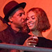 Beyoncé and Jay Z Snuggle Up at Music Festival