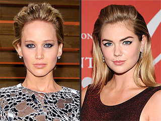 Jennifer Lawrence and Kate Upton Leaked Nude Photos to Be Exhibited | Jennifer Lawrence, Kate Upton
