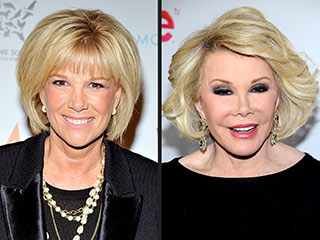 Joan Rivers Had Heart Condition That 'Scared the Hell' Out of Her | Joan Lunden, Joan Rivers