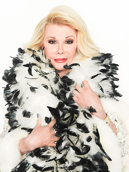 The History of Joan Rivers's Most Famous Catchphrase: 'Can We Talk?'| Death, Joan Rivers