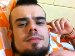 Joran van der Sloot Films Video Inside His Peruvian Prison