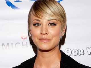 Kaley Cuoco Pokes Fun at Nude Photo Leak