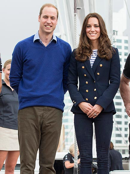 William and Kate Enjoy a Date Night in the Country