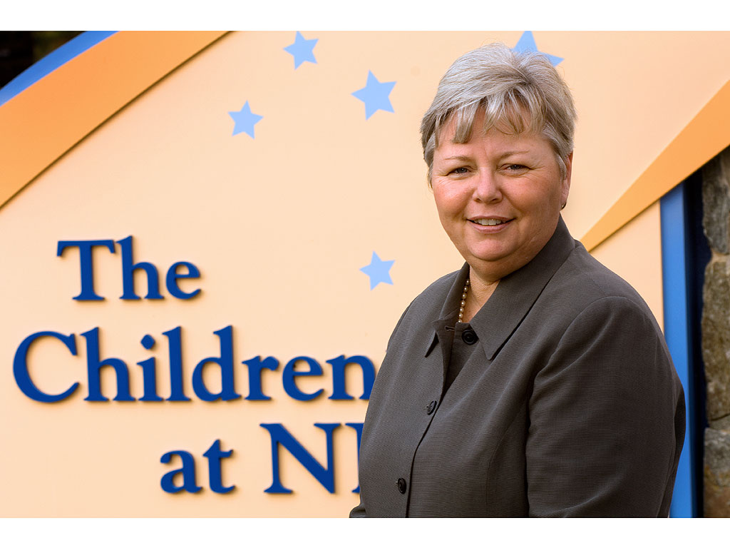 Kathy Russell Gives Sick Kids a Home Away from Home