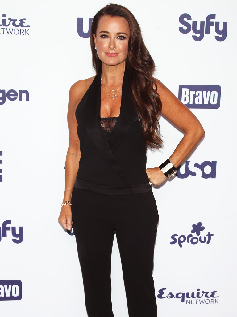 Kyle Richards Kyle Richards See Through
