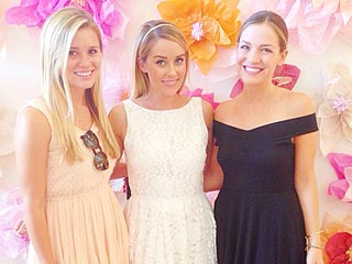 See Lauren Conrad's Flowery Bridal Shower (PHOTOS) | Lauren Conrad