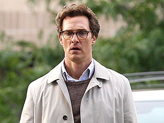 Is Matthew McConaughey Going Back to School?