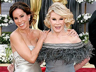 Fashion Police Will Go On Without Joan Rivers, Says Daughter Melissa | Joan Rivers, Melissa Rivers