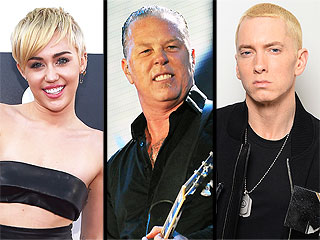 What Do Miley Cyrus, Metallica and Eminem Have in Common? Find Out!